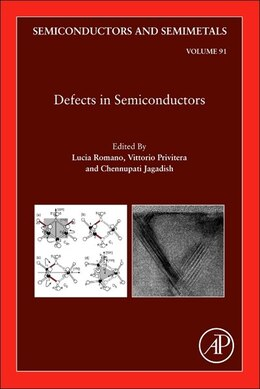 Book Defects In Semiconductors by Lucia Romano