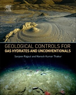 Book Geological Controls For Gas Hydrates And Unconventionals by Sanjeev Rajput