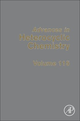 Book Advances In Heterocyclic Chemistry by Scriven