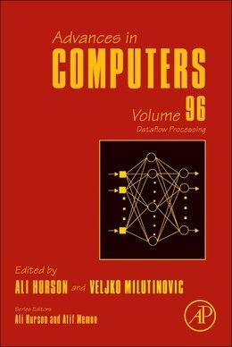 Book Dataflow Processing by Ali Hurson