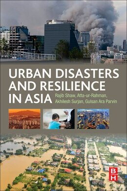 Book Urban Disasters And Resilience In Asia by Rajib Shaw