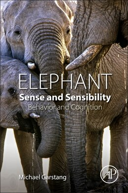 Book Elephant Sense And Sensibility by Michael Garstang