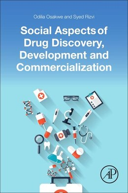 Book Social Aspects Of Drug Discovery, Development And Commercialization by Odilia Osakwe