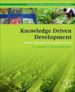 Book Knowledge Driven Development: Private Extension And Global Lessons by Yuan Zhou