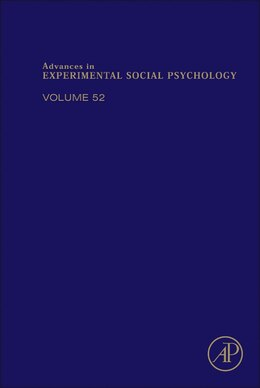 Book Advances In Experimental Social Psychology by Mark P. Zanna
