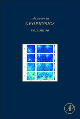 Book Advances In Geophysics by Dmowska