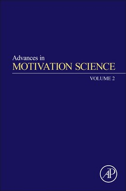 Book Advances In Motivation Science by Elliot