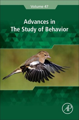 Book Advances In The Study Of Behavior by Marc Brockmann