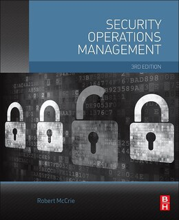 Book Security Operations Management by Robert Mccrie