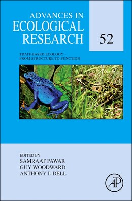 Book Trait-based Ecology - From Structure To Function by Samraat Pawar