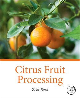 Book Citrus Fruit Processing by Zeki Berk
