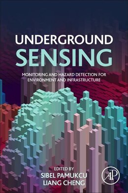 Book Underground Sensing: Monitoring And Hazard Detection For Environment And Infrastructure by Sibel Pamukcu