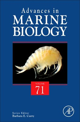 Book Advances In Marine Biology by Curry