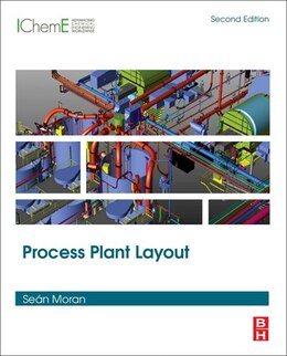 Book Process Plant Layout by Sean Moran
