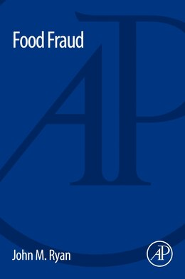 Book Food Fraud by John M. Ryan
