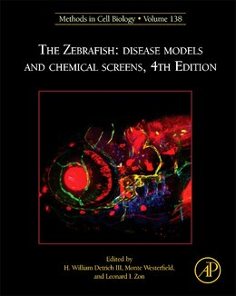 Book The Zebrafish: Disease Models And Chemical Screens by H. William Detrich, Iii