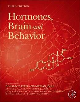 Book Hormones, Brain And Behavior by Donald W Pfaff