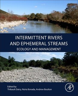 Book Intermittent Rivers And Ephemeral Streams: Ecology And Management by Thibault Datry