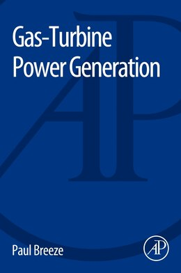 Book Gas-turbine Power Generation by Paul Breeze