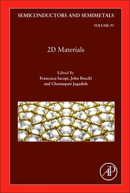 Book 2d Materials by Francesca Iacopi