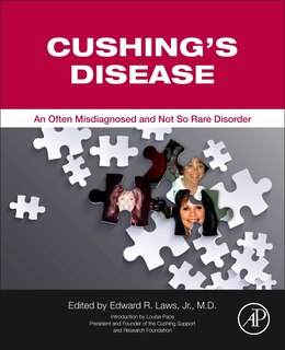 Book Cushing's Disease: An Often Misdiagnosed And Not So Rare Disorder by Edward R. Laws Jr