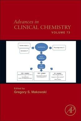 Book Advances In Clinical Chemistry by Makowski