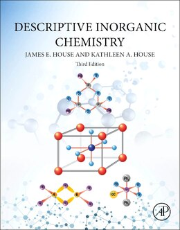 Book Descriptive Inorganic Chemistry by James E. House