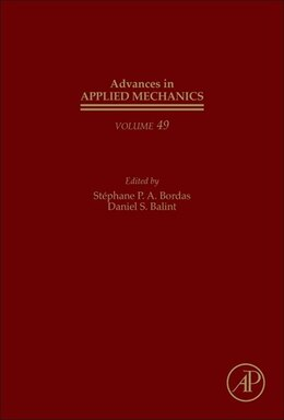 Book Advances In Applied Mechanics by BORDAS