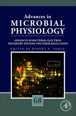 Book Advances In Bacterial Electron Transport Systems And Their Regulation by Robert K. Poole