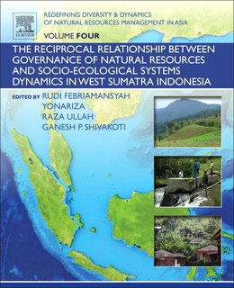 Book Redefining Diversity And Dynamics Of Natural Resources Management In Asia, Volume 4: The Reciprocal… by Ganesh Shivakoti