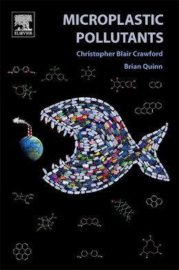 Book Microplastic Pollutants by Christopher Blair Crawford