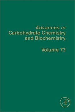 Book Advances In Carbohydrate Chemistry And Biochemistry by Baker
