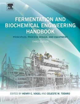 Book Fermentation And Biochemical Engineering Handbook by Celeste M. Todaro