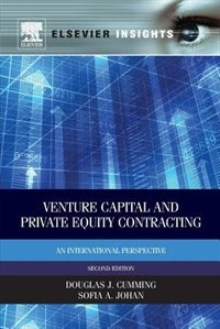 Book Venture Capital And Private Equity Contracting: An International Perspective by Douglas J. Cumming