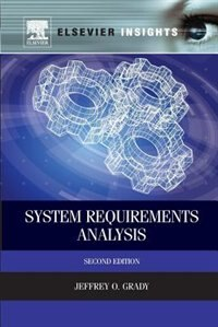Book System Requirements Analysis by Jeffrey O. Grady