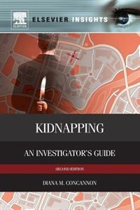 Book Kidnapping: An Investigator's Guide by Diana M. Concannon
