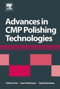 Book Advances In Cmp Polishing Technologies by Toshiro Doi