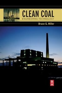 Book Clean Coal Engineering Technology by Bruce G. Miller