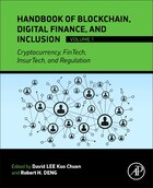 Handbook Of Digital Finance And Inclusion, Volume 1: Cryptocurrency, Fintech, Insurtech, And…