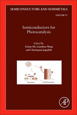 Book Semiconductors For Photocatalysis by Mi