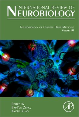 Book Neurobiology Of Chinese Herb Medicine by Zeng