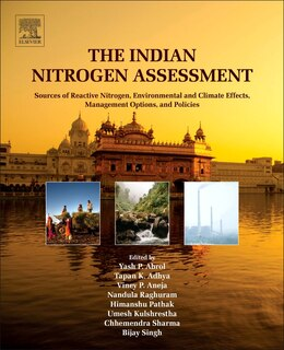 Book The Indian Nitrogen Assessment: Sources Of Reactive Nitrogen, Environmental And Climate Effects… by Yp Abrol
