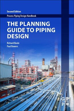 Book Planning Guide To Piping Design by Richard Beale
