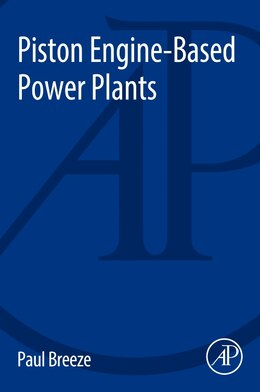 Book Piston Engine-based Power Plants by Paul Breeze