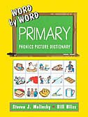 Book Phonics Picture Dict. (paper): Word By Word by STEVEN MOLINSKY
