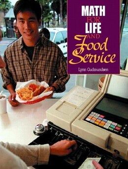 Book Math For Life And Food Service by Lynn Gudmundsen