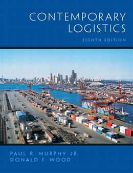 Book Contemporary Logistics by Paul R. Murphy