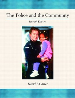 Book The Police and the Community by David L. Carter
