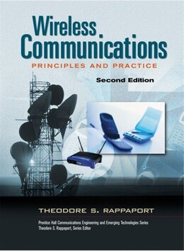 Book Wireless Communications: Principles And Practice by Theodore S. Rappaport