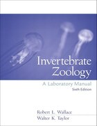 Invertebrate Zoology Lab Manual
